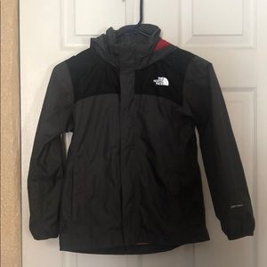 The north face boys dry vent jacket